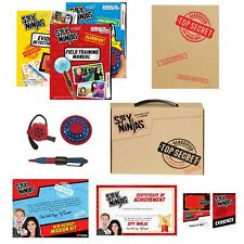 Playmates Toys 41198 Spy Ninjas Recruit Mission Kit From VY Qwaint and Chad
