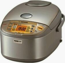 Zojirushi Induction Heating Pressure Rice Cooker & Warmer, 5.5 Cups, NP-HTC-10