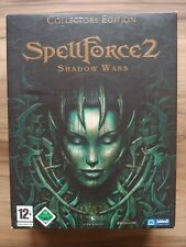 SpellForce 2 - Shadow Wars - Collectors Edition - Top Zustand - Viele Extras!