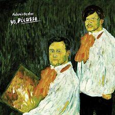 FATONI & DEXTER - YO,PICASSO (LIMITED.FAN EDITION.T-SHIRT GRÖßE L) 3 CD NEU
