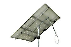 SAT Control - SunTracer 2A / 4,9m² Solar Nachführungssystem + Windsensor - Solar