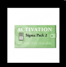 NEW Sigma Pack 2 Activation for Sigma box Sigma Dongle for Motorola Sony+1 cable