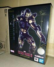 Bandai SH Figuarts Iron Man III 3 Python Mark 20 XX Tamashii Exclusive ..