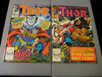 Thor #413 and #414 (Marvel, 1990)