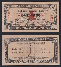 New listing Philippines 1 Peso 1944 Fds Unc- B-09