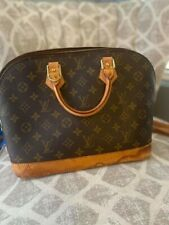 Authentic Louis Vuitton Alma PM year 2000 handbag