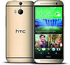 HTC One M8 32GB Gold Smartphone
