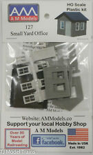 AM Models HO #127 Small Yard Office (Plastic Kit)