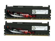 G.SKILL Sniper Series 8GB (2 x 4GB) 240-Pin DDR3 SDRAM DDR3 2133 (PC3 17000)