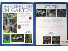 Wasser & Stein im Garten von Peter Robinson (Garten,Mauern,Sichtschutz)
