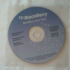 Blackberry user tools CD