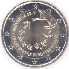 Slowenien alle 2 Euro Gedenkmünzen / Sondermünzen - alle Jahre wählen - Neu