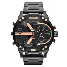 Men's Fashion Luxury Watch Stainless Steel Sport Analog Quartz Wristwatches