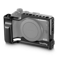 SmallRig Cage with Built-in Arca Swiss QR plate for Canon EOS M3 and M6 2130
