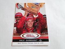 2008 Press Pass Dale Earnhardt Jr Card #99
