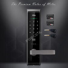 Keyless Digital Door Lock Electronic Security Entry Passcode+RFTag+Emergency Key
