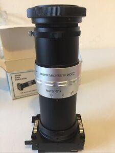 Panagor Zoom Slide Duplicator fo 35mm SLR Camera