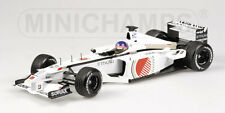 BAR HONDA 03 J.VILLENEUVE 2001  Minichamps 1/18 100010010