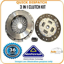 3 in 1 CLUTCH KIT PER SSANGYONG KORANDO Cabrio CK9507