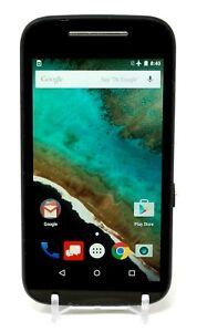 Motorola Moto E2 (XT1527) 8GB  GSM Unlocked Black Android Smartphone  *LCD Burn*