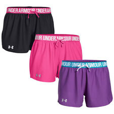 Under armour Polyester Exercise Shorts for Women