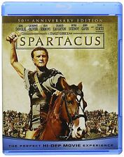 Spartacus (Blu-ray, 2010, 50th Anniversary) - Brand New + Free Shipping!!