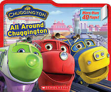 All Around Chuggington-ExLibrary