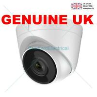 Hikvision HiWatch IPC-T140 4MP IP67 POE IP Outdoor Dome Turret Camera 30m IR