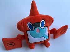 "Rotom Pokedex Pokemon Plush Figure 10.5"" Official Tomy 2017"