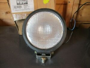 """S5405B New Wipac Rubber Halogen Flood  Lamp Light 12V 5.75"""""""