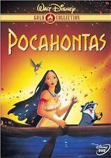 Brand New DVD Pocahontas (Disney Gold Classic Collection) (1995) Mel Gibson