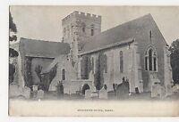 Broadwater Church, Sussex Postcard, A846