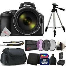 Cámara Digital Nikon COOLPIX P95 Con Kit De Accesorios superior