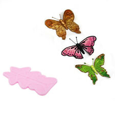 Butterfly Silicone Mold Fondant Chocolate Wedding Cake Decorating Mould Bakeware