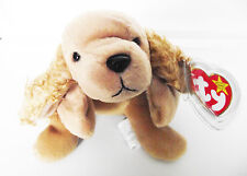 TY BEANIE BABY SPUNKY  PVC 6 ERRORS 5TH GEN SWING 6TH TUSH CANADIAN RETIRED NEW