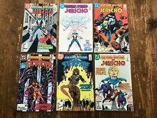 Teen Titans Spotlight on: Starfire #1 #2 #3 #4 #5 #6 Jericho DC Comics 1986 NM #
