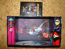 Box Coffret décoration collector Goldorak Grendizer DVD poster manga Toei