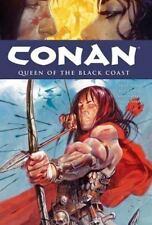 Conan Volume 13: Queen of the Black Coast HC (Conan (Dark Horse))-ExLibrary