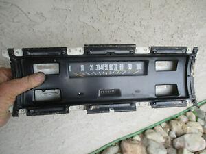 1967 68 69 70 71 72 Ford F100 F250 PICKUP Truck metal Gauge Cluster speedometer