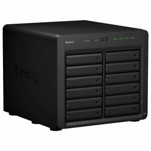 Synology DS3617xs DiskStation 12-Bay NAS