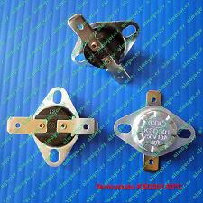Termostato KSD301 KSD302 250V 10A  60ºC contacto NC, Switch Thermostat