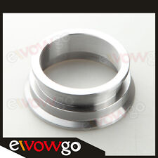 "2.5"" TO 3"" V BAND TURBO FLANGE ADEXHAUST MANIFOLD CONVERTER FLANGE ADAPTOR STEEL"