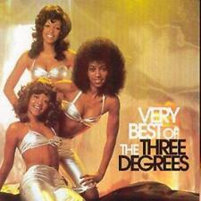The Three Degrees : The Very Best Of The Three Degrees CD (2000)