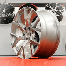 Barracuda Tzunamee Evo Rim 8x18 Lk 5x114, 3 ET40 in Silver Brushed