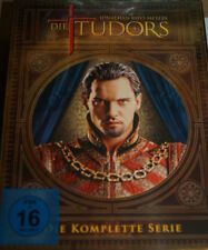 Die Tudors, Staffeln 1 2 3 4 Limited Edition Komplett 11 Blu Ray Box NEU & OVP