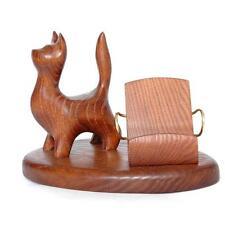 Cat Luxury Wooden Universal Iphone Cellphone Smartphone Desktop Holder Stand New