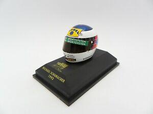 Helmet Michael Schumacher 1993 Benetton Ford MINICHAMPS 1/8 F1 Formula 1 Helmet
