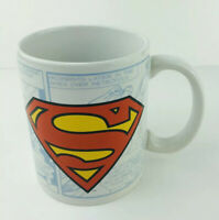 Superman Clark Kent Zak Designs Collectible Coffee Cup Mug