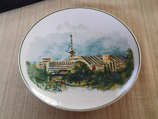 ICC Berlin commemorative limited edition plate by KPM
