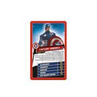 Top Trumps Captain America Civil War Card Game